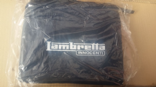 LAMBRETTA  SCOOTER RAIN COVER